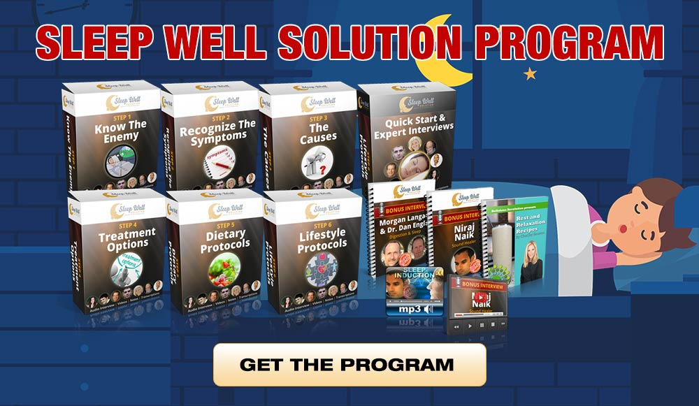 The Sleep Well Solution Program