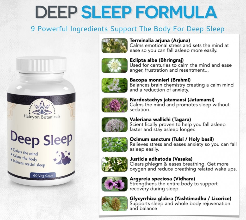 how to get more deep and rem sleep